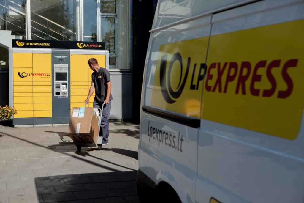 LPExpress Shopify